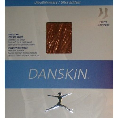 DANSKIN 1331 Strumpfhose ultra Shimmery