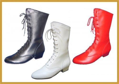 Gardestiefel IWA 2020, schwarz, weiß oder rot