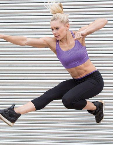 Fitness Womens Capri Pant von SPIRO