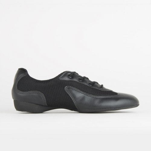 Dance Sneaker Só Dança dk30 M Schwarz/Schwarz
