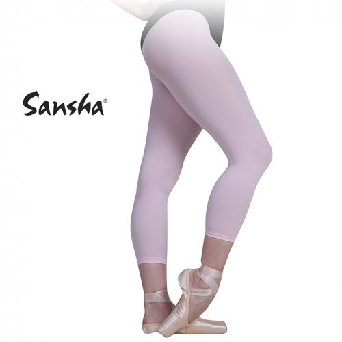 Sansha Kinder - Strumpfhose ohne Fuß T96CH
