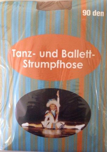 Garde-Tanzstrumpfhose in Profiqualität !90den!